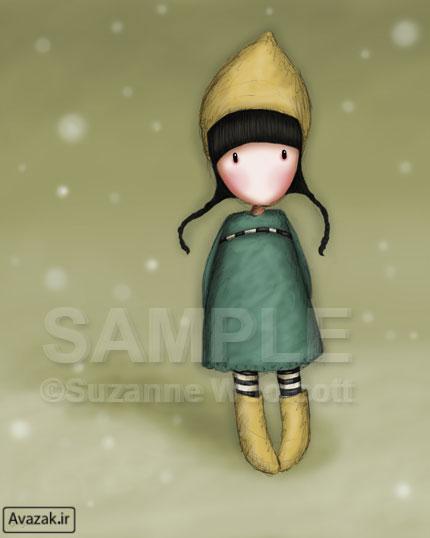 عکس عروسکی