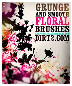 Floral Brushes