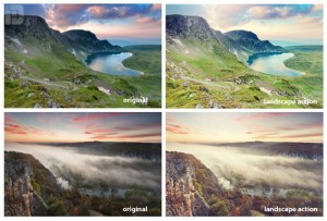 Landscape-Actions-For-Photoshop