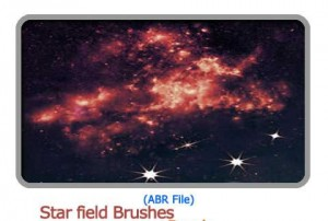 Brush Star field Brushes