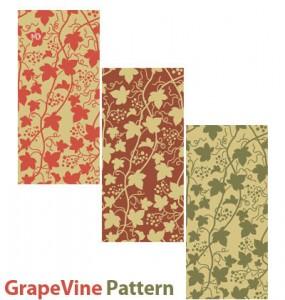 GrapeVine_Pattern