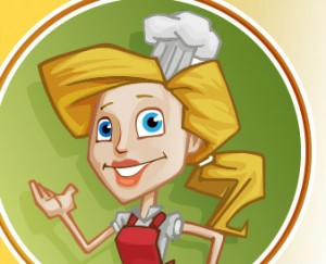 Woman_Chef_Vector_Character